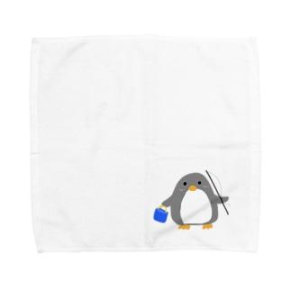 ぺんぎんくん Towel handkerchiefs