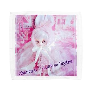cherryco.custom blythe Towel handkerchiefs