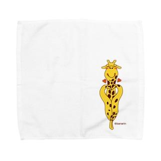 ばなりん Towel handkerchiefs