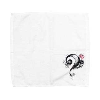 きりんアンサンブル Towel handkerchiefs