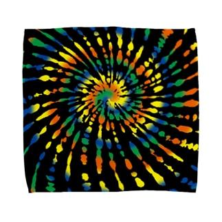 PATTERN_2K Towel handkerchiefs