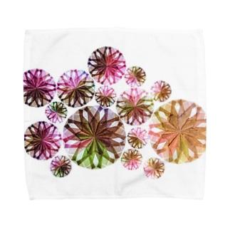 450号くん。 Towel handkerchiefs