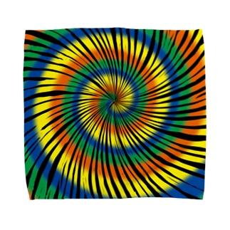 PATTERN_1K Towel handkerchiefs