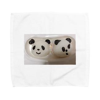 パンダさん Towel handkerchiefs