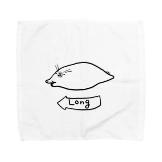 のびのびポーラ Towel handkerchiefs