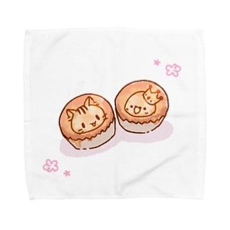 マドレーヌ Towel handkerchiefs