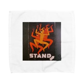 レトロニッポん Towel handkerchiefs