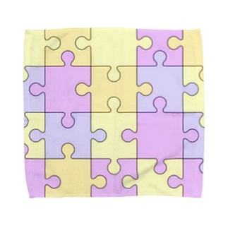 yula Towel handkerchiefs