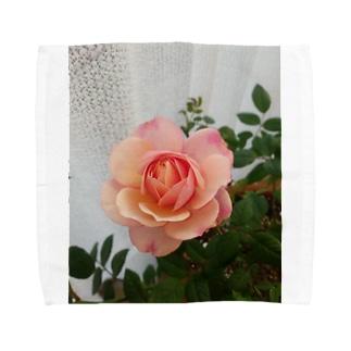 愛の花 Towel handkerchiefs