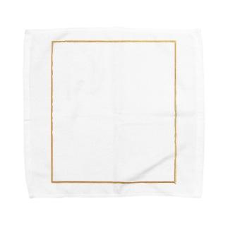 サイン色紙シリーズ Towel handkerchiefs