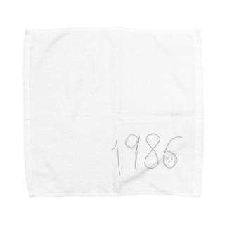 1986 Towel handkerchiefs