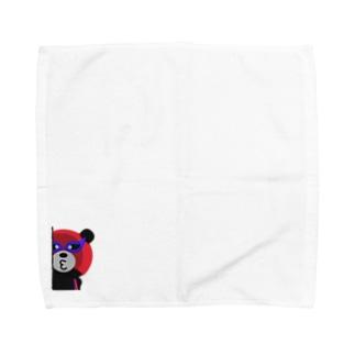 へんしんまいどくん Towel handkerchiefs
