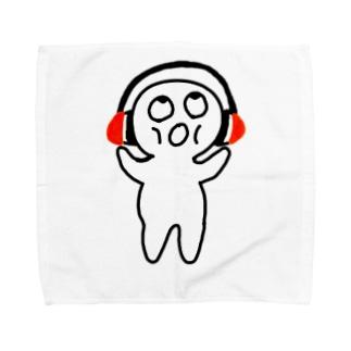 おみみくん Towel handkerchiefs