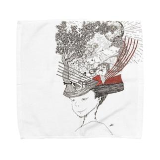 およめちゃん -結び切り- Towel handkerchiefs