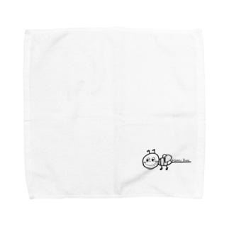 Honey Bee Towel handkerchiefs