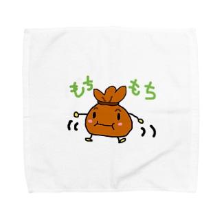 もちきんちゃくん Towel handkerchiefs