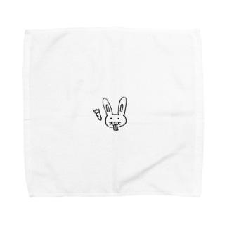 ウサ吉 Towel handkerchiefs