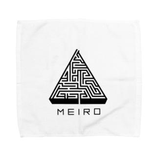 KAKKUのMEIRO Towel handkerchiefs