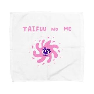 台風の目<レディコミ風> Towel handkerchiefs