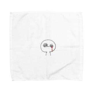 くるぐるくる Towel handkerchiefs