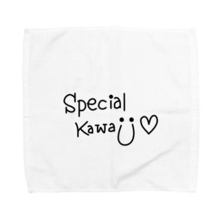 すぺかわ♡ Towel handkerchiefs