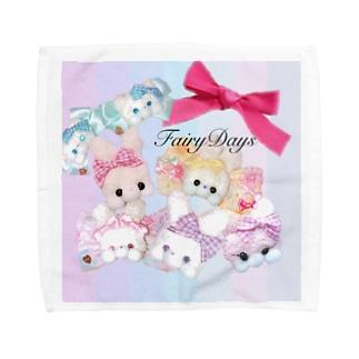 フェアリーデイズ ハンカチ Towel handkerchiefs