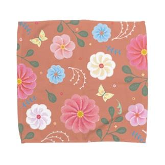 ワルツ Towel handkerchiefs
