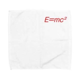 Dr.STONE E=mc² Towel handkerchiefs