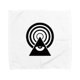 真実の目 Towel handkerchiefs