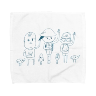 3232-05 Towel handkerchiefs