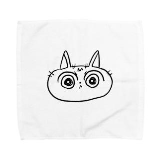 アメショのぬこ Towel handkerchiefs