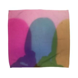 光の三原色 Towel handkerchiefs