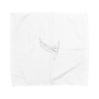 ウイング Towel handkerchiefs