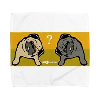 ぱぐこんび Towel handkerchiefs