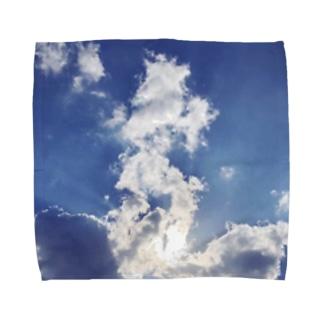 it reminds me Towel handkerchiefs