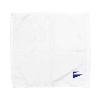 BURESUTOロゴ Towel handkerchiefs