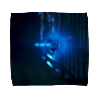 shin yatagaiのformless innerself visualizer Towel handkerchiefs