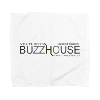 TOPSTAGEshopのBUZZ HOUSE 2nd Towel handkerchiefs