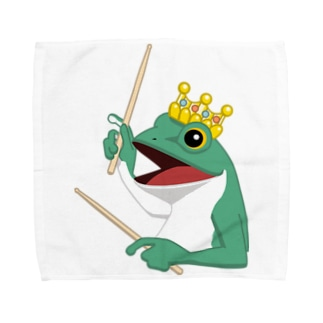 カエルドラマー2019 Towel handkerchiefs