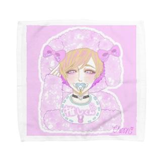 blindrabbit OFFICIAL GOODS Towel handkerchiefs