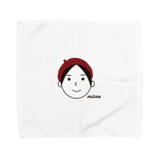 miina Towel handkerchiefs