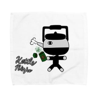 ケトル忍者 Towel handkerchiefs