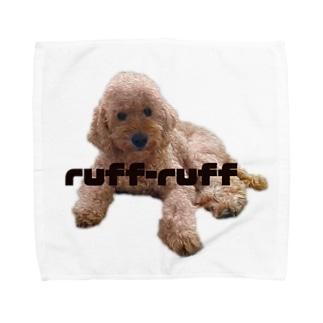 ruff-ruff  Towel handkerchiefs