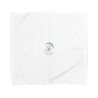 ワッカドット Towel handkerchiefs