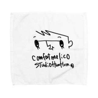 シンプルなmelico Towel handkerchiefs