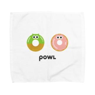 ドーナツぽぽろう Towel handkerchiefs