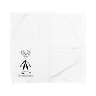 """花の妖精""""Marif Man"""" Towel handkerchiefs"""