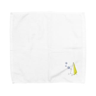 さんかくん Towel handkerchiefs