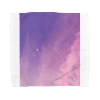 そら 2 Towel handkerchiefs