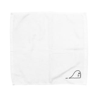 のそのそおばけ Towel handkerchiefs
